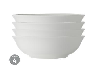 Miska na polévku/těstoviny, 20 cm, WHITE BASIC, Maxwell and Williams - 2