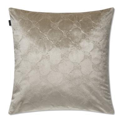 Povlak dekorační na polštář J!Velvety 45-45 beige, JOOP! - 2
