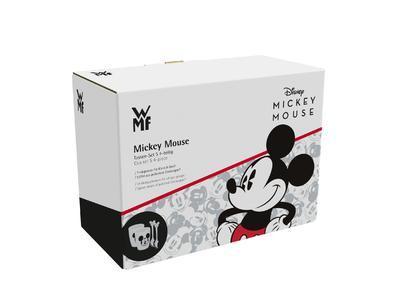 Set pro děti 4 ks Mickey Mouse - 2