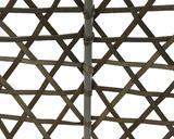 Závěsné křeslo MONTREAL se stojanem, umělý ratan, 105x186cm, venkovní, Kaemingk - 2/2