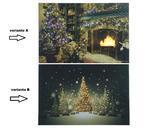 LED svítící obrazy, 2 druhy, Kaemingk - 2/2