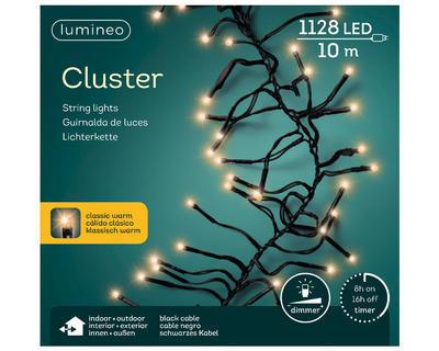 LED světelný řetěz, 10m, klasická teplá, venkovní, Kaemingk - 2