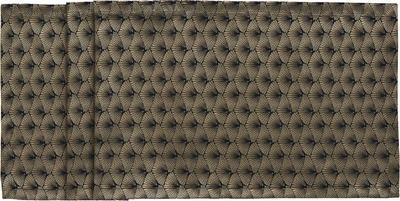 Vánoční středový pás SHINING 40x150 cm - taupe, Sander  - 2