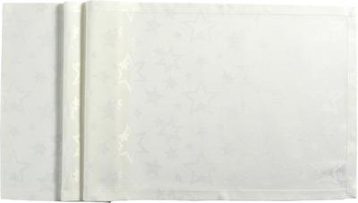 Vánoční ubrus COSMO kulatý 165 0 - ecru, Sander    - 2