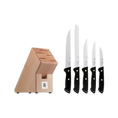 Sada nožů s blokem CLASSIC LINE, 6- dílná, WMF  - 2