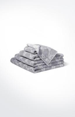 Ručník hostinský 30x50 cm CORNFLOWER šedá, JOOP! - 2