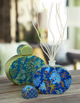 Difuzér dekorační AMBIANCE TAJ MAHAL BLUE 400 ml, Easy Life - 3/4