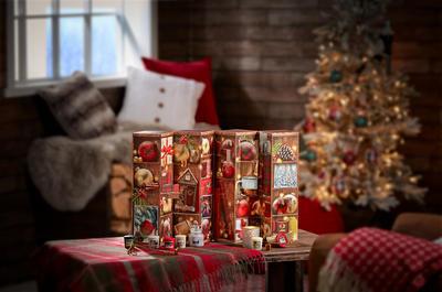 Vánoční dárková sada TOWER ADVENT CALENDAR, Yankee Candle - 3