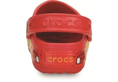Boty LIGHTS CARS CLOG C12 red, Crocs - 3