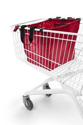Taška do nákupního vozíku EASYSHOPPINGBAG Funky Dots 2, Reisenthel - 3