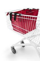 Taška do nákupního vozíku EASYSHOPPINGBAG Funky Dots 2, Reisenthel - 3/3