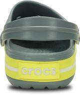 Boty CROCBAND M6 / W8 concrete/charcoal, Crocs - 3/6
