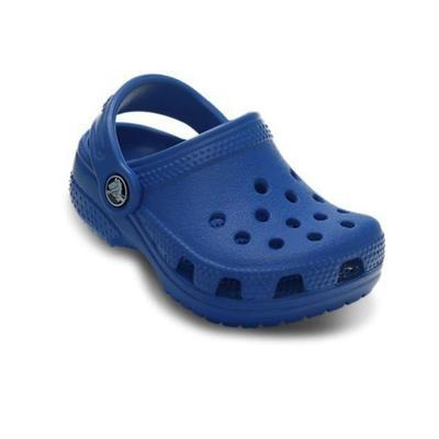 Boty LITTLES C2/3 sea blue, Crocs - 3