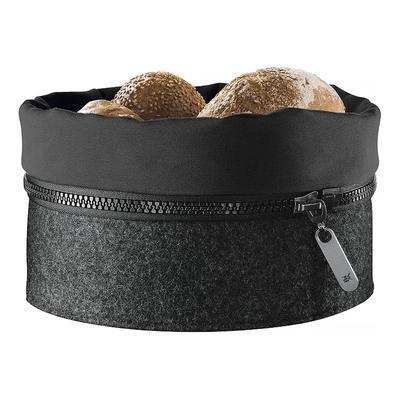 Košík na pečivo ZIPP 22 cm - černá, WMF - 3