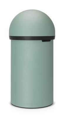 Koš odpadkový PUSH BIN 60 l - minerální mátová, Brabantia - 3