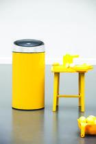 Koš odpadkový TOUCH BIN 45 l - žlutá, Brabantia - 3/3