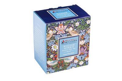Hrnek WILLIAM MORRIS 420 ml - Strawberry Thief Blue Coupe, Maxwell & Williams - 3