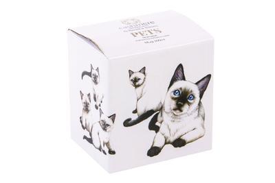 Hrnek Cat Siamese CASHMERE PETS 300 ml, Maxwell & Williams - 3