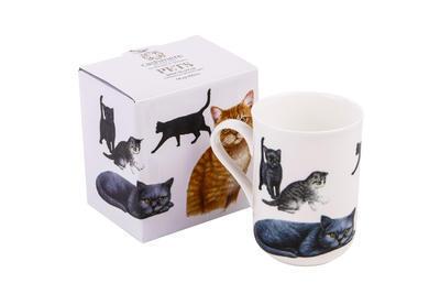 Hrnek Cat British CASHMERE PETS 300 ml, Maxwell & Williams - 3