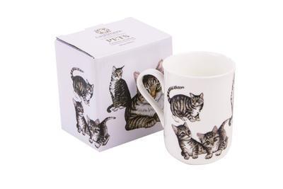 Hrnek Cat European CASHMERE PETS 300 ml, Maxwell & Williams - 3