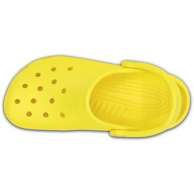 Boty CLASSIC M8 / W10 lemon, Crocs - 3