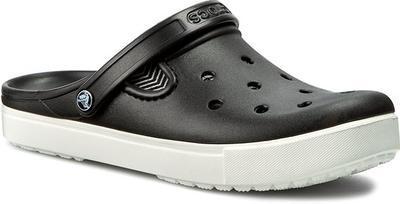 Boty CITILANE FLASH CLOG M13 black/white, Crocs  - 3