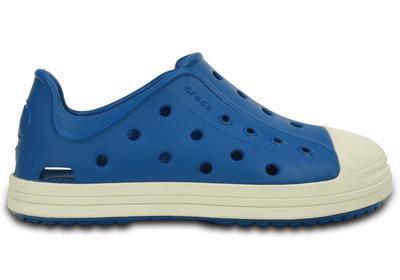 Boty BUMP IT SHOE KIDS C11 ultramarine/oyster, Crocs - 3
