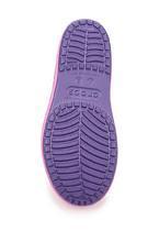Boty BUMP IT SHOE KIDS C10 blue/violet, Crocs - 3/5