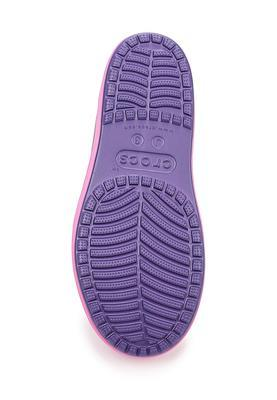 Boty BUMP IT SHOE KIDS C12 blue/violet, Crocs - 3