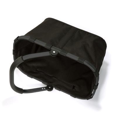 Nákupní košík CARRYBAG Frame Black/Black, Reisenthel - 3