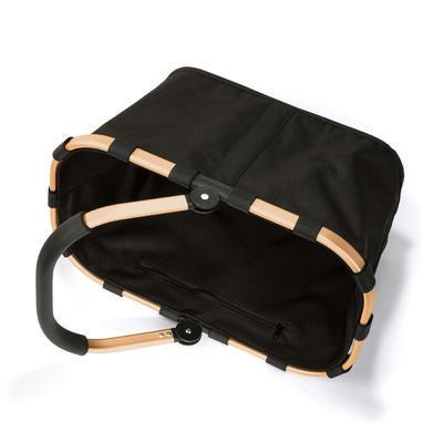 Nákupní košík CARRYBAG Frame Gold/Black, Reisenthel - 3
