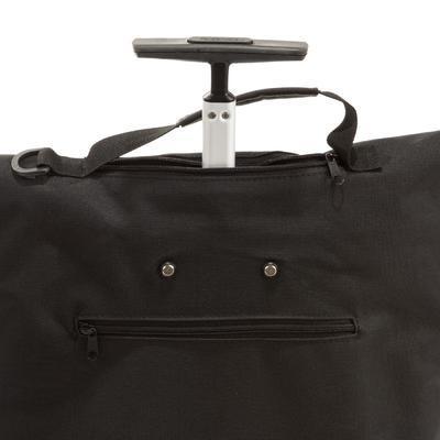 Taška na kolečkách TROLLEY M Black, Reisenthel - 3