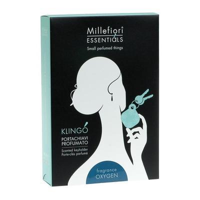 Vonná klíčenka ESENTIAL Oxygen - Blue, Millefiori  - 3