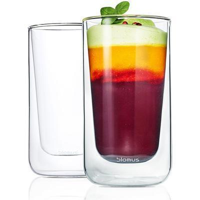 Sada termosklenic café latte 2ks NERO 320 ml, Blomus - 3