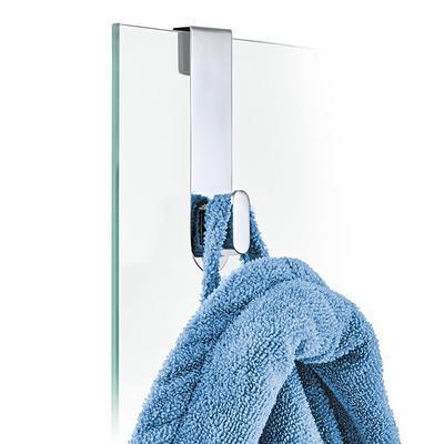 Háček na skleněné dveře AREO 14 cm, Blomus - 3