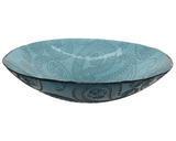 Dekorativní mísa, 40x10cm, 2 druhy, recyklované sklo, Kaemingk - 3/4