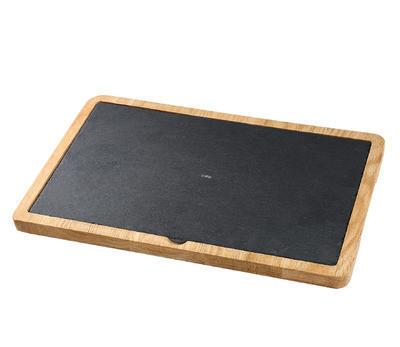 dřevěné prkénko s břidlicí - 3