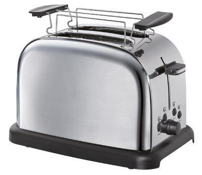 Toaster RETRO (na 2 toasty) st/st, Cilio - 3