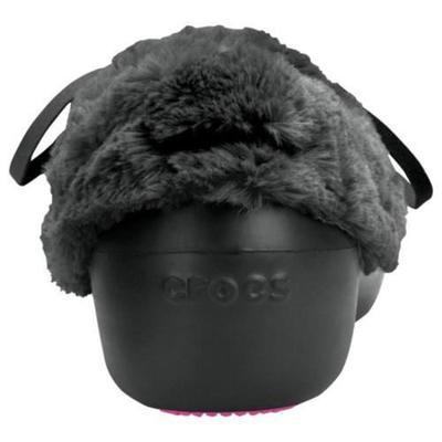 Boty GRETEL W4 black/black, Crocs - 3