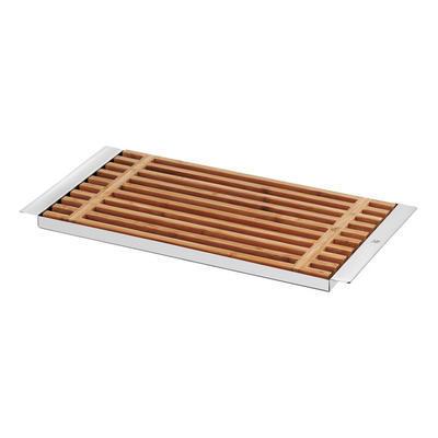 Chlebník bambusový s prkénkem 43x25x15, WMF - 3