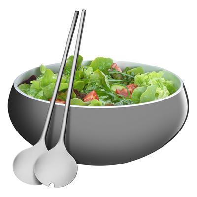 Set na salát - šedý NURO 31,5 cm, WMF - 3