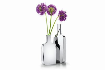 Váza BOTTLE 38 cm, Philippi - 3
