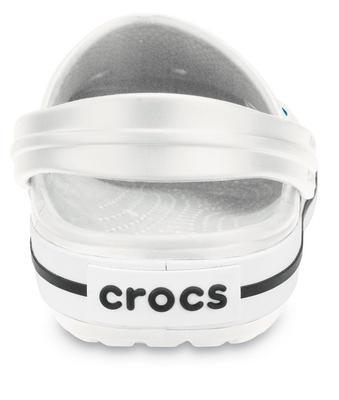 Boty CROCBAND M6 / W8 white, Crocs - 3