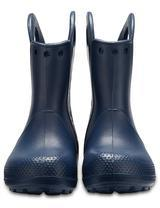 Holínky HANDLE IT RAIN BOOT KIDS J2 navy, Crocs  - 3/5