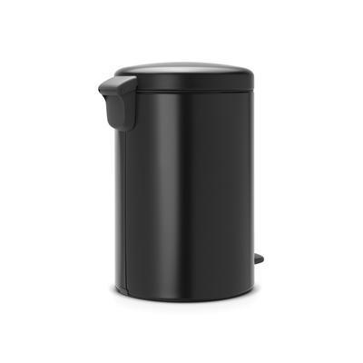 Koš pedálový NewIcon 20l, černý mat, Brabantia - 3
