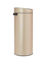 Odpadkový koš Touch Bin 30l, champagne, Brabantia - 3/6