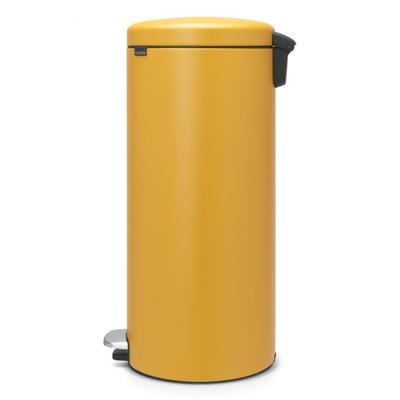 Koš pedálový NewIcon 30l, minerální žlutá, Brabantia - 3