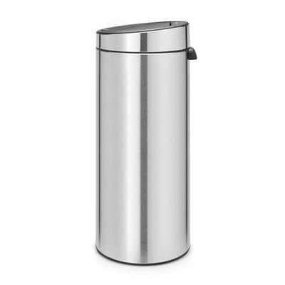 Koš odpadkový Touch Bin 30l, matná ocel, Brabantia - 3