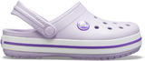 Boty CROCBAND CLOG KIDS J3 lavender/neon purple, Crocs - 3/6