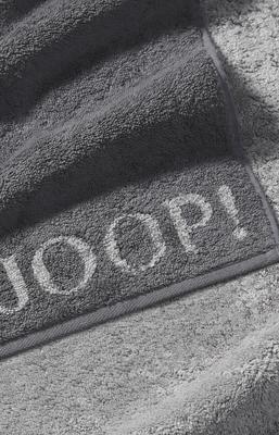 Osuška 80x150 cm DOUBLEFACE antracit, JOOP! - 3